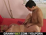Old woman, Grandmother, Pussy, Mature, Blonde, Old, Game, Hairy, Granny, Beaver