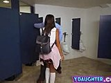 Not daughter, Hardcore, At work, Old and young, High definition, Fucking, Cock, Blowjob, Brunette, Teen, Office, Dad and girl, Co worker, Monster cock, Big cock