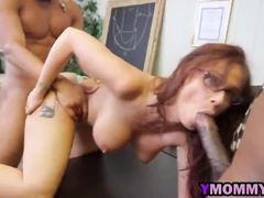 Monster cock, Milf, Fucking, Office, Sucking, At work, Big black cock, Angry, Cock, Tits, Group, Big tits