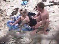 Blonde, Hidden cam, Beach sex, German, Beach, European, Fucking, Outdoor, Voyeur, Hidden, Amateurs, Couple