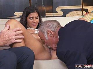 Old men group sex videos