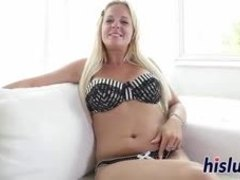 Blonde, Boobs, Bunny, Fat, Hardcore, Big cock, Monster cock, Blowjob, Cock, High definition, Tits, Chubby, Big tits