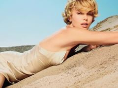 Blonde, Celebrity, Game, Contest, Glamour, Lingerie, High definition, Bimbo, Bikini, Jerking off