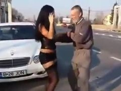 Romanian sluts receive the dicks in their cunts