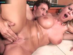 Angels adore riding the huge cocks in a jacuzzi