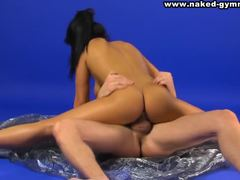 Sex, Russian, Anal, Assfucking, Pussy, Oral, Gymnast, Athletic, Acrobatic, Brunette