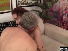 Old and young, Teen, Mature, Spreading, Homemade, Legs, Cumshot, Facial, Old, Lingerie, Cock, Tits, Amateurs, Fucking