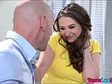 Uncle, High definition, Dad and girl, Cock, Brunette, Teen, Father-in-law, Blowjob, Big cock, Instruction, Monster cock, Pornstar