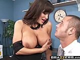 Cumshot, Ass, Mommy, High definition, Milf, Brunette, Boobs, Tits, Blowjob, Big tits