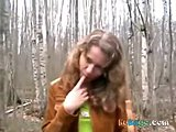 Forest, Nature, Teen, Cute, Sex, Amateurs