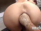 Sexo anal, Brutal, Amateur, Profundo, Fetichismo, Latina, Anal, Fisting anal, Tirar, Extremo, Botella, Insertar, Fisting