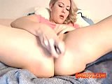 Webcam, Pussy, Masturbation, Blonde, Big tits, Boobs, Tits, Milf, Squirting