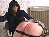 Spanking can be extremely wild and very intense