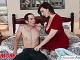 Ass, Mommy, Sucking, High definition, American, Naughty, Milf, Big tits, Boobs, Blowjob, Fucking, Tits, Not son, Huge, Cock
