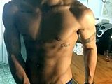 Sensual, Romantic, Solo, Latina, Masturbation, Cock, Brunette, Erotic, Bodybuilder, Muscular