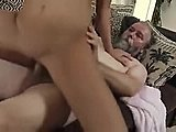 Hairless, Ass, Shaved pussy, Pussy, Doggystyle, Big tits, Cowgirl, Bent over, Old and young, Old man, Blonde, Old, Dad and girl, Cumshot, Big ass, Teen, Tits, Handjob, Riding