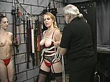 Group, Slave, Old and young, Tits, 3 some, Blonde, Old, Nylon, Bdsm, Young, Teen, Perky, Torture, Brunette