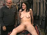 Hairless, Master, Shaved pussy, Gaping, Pussy, Maledom, Blowjob, Cute, Brunette, Asshole, Tits, Young, Teen, Bdsm, Tight, Shaved