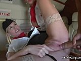 Hardcore, Uniform, Babe, Fetish, Stewardess, Lick, Stockings, Cfnm, Fucking