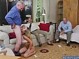Group, Babe, High definition, Old man, 3 some, Horny, Young, Banging, Blonde, Fucking, Old, Hardcore, Gangbang, Sexy