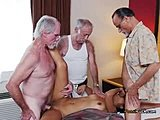 Hardcore, Sex, Old, Dad and girl, Old man, Cock, Blowjob, Gangbang, Banging, Big cock, Teen, Young, Monster cock, Group