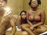 Webcam, Amateurs, Fetish, Black, Ebony, Big tits, Boobs, Tits, Sex, Group