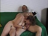 Amateurs, Mature, Doggystyle, Old, Couple, Fucking, Pickup, Wife, Bent over