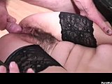 Fisting, Anal, Sex, Hairy, Granny, Mature, Grandmother, Assfucking