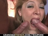 Old woman, Group, Grandmother, Pussy, Mature, Bitch, Old, Granny, 3 some