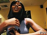 Hardcore, Sucking, Black, Black teen, Ebony, Blowjob, Pov, Teen, Cock, Young