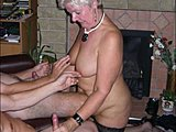 Granny, Grandmother, Amazing, High definition, Mature, Milf, Cock