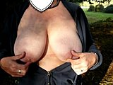 Natural tits, Grandmother, High definition, Mature, Big tits, Big natural tits, Tits, Granny, Boobs, Flashing