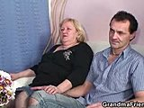 3 some, Group, Grandmother, Blowjob, High definition, Double, Double penetration, Blonde, Big tits, Boobs, Czech, Reality, Tits, Granny, Old, European
