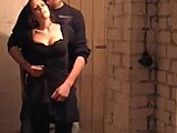Cuckold studs watch their partners fucking hard
