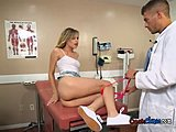 Adorable, Babe, Masturbation, Hospital, Lick, Patient, Fingering, Blonde, Toys, Horny, Doctor