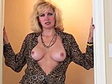 Mommy, Mature, On her knees, Milf, Old, Blonde, Beautiful, Fucking, Tits, Cute, Cougar, Sexy
