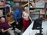 Group, At work, Babe, Blonde, Blowjob, Burglar, Police, Office, Beautiful, Cute, Teen, Banging
