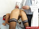 Gaping, Fetish, Teasing, Milf, Brunette, Patient, Kinky, Mommy, Mature, Hospital, Latina, Vagina, Doctor, Old, Wife, Enema, Close-up, Pussy, Amazing, Cougar, Fucking