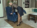 Orgasm, Pantyhose, Wife, Sensual, Romantic, Mommy, Outfit, Masturbation, Blonde, Old, Sexy, Skirt, Mature, Softcore, Erotic, Cougar, Nude