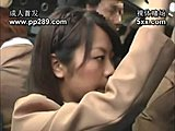 Groping, Group, Naked, Bus, Fucking, Banging, Boobs, Big tits, Asian, Clothes ripped, Japanese, Tits, Striptease, Huge, Sexy