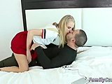 Not daughter, Uncle, Uniform, Babe, High definition, Old and young, Doggystyle, Blonde, Father-in-law, Daddy, Blowjob, Dad and girl, Big cock, Cock, Monster cock, Bent over