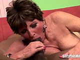 Grandmother, Mature, Blowjob, Watching, Interracial, Husband watches, Granny, Fucking, Husband