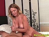 Lucky, Big tits, Mommy, Handjob, Classy, Double, Full movie, Cock, Old, Storyline, Close-up, Pov, Milf, Mature, Cougar, Wanking