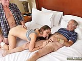 Homemade, Group, Amateurs, Old and young, 3 some, Old, Young, Fucking, Teen, Fat, Handjob, Cumshot