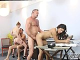Not daughter, Group, Sex, High definition, Masturbation, Blowjob, Asian, Japanese, Teen, Oral, Handjob, Daddy