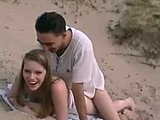 Beach, Amateurs, Beach sex, Doggystyle, Public, Blowjob, Brunette, Outdoor, Bent over