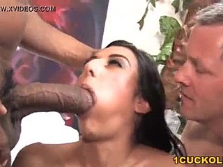 Cuckold sessions lou charmelle-Sex photo
