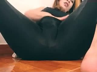 Unge squirting orgasme
