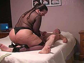 príťažlivé porno masáž sex