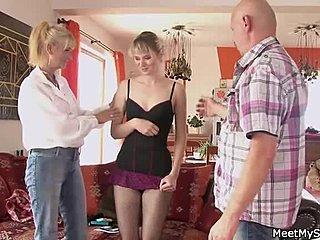 Ihanteellinen äidit porno
